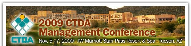 CTDA 2009 Management Conference
