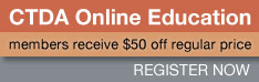CTDA- Online Education