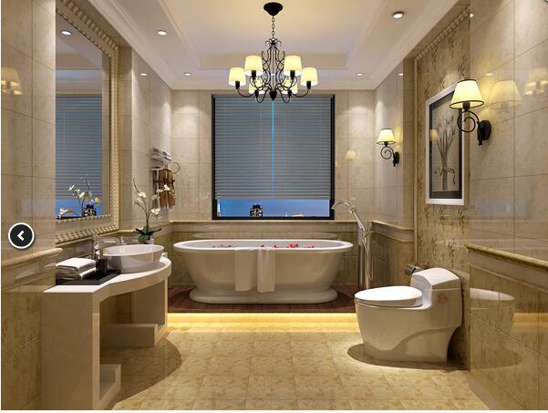 Bathroom Tile Showroom From PRC