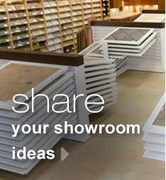 share your showroom ideas